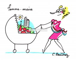 Femme-maire